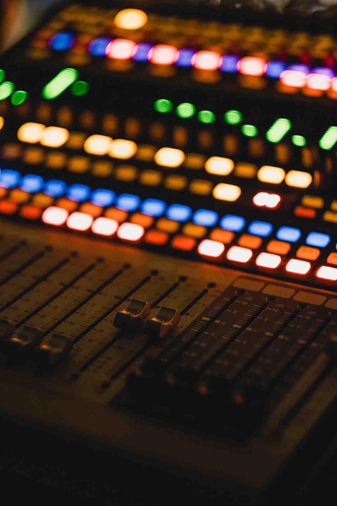 Comment enregistrer une musique