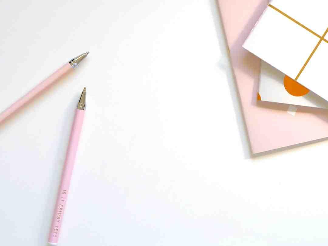 Comment effacer écriture stylo bille sur papier